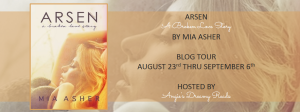 ARSEN BLOG TOUR BANNER