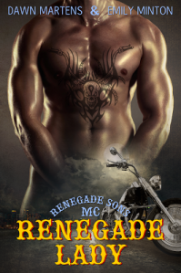 Renegade Lady E-Book Cover