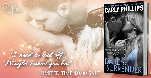 Dare to Surrender Sale