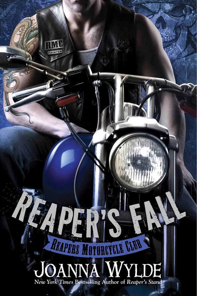 reaper's fall cover