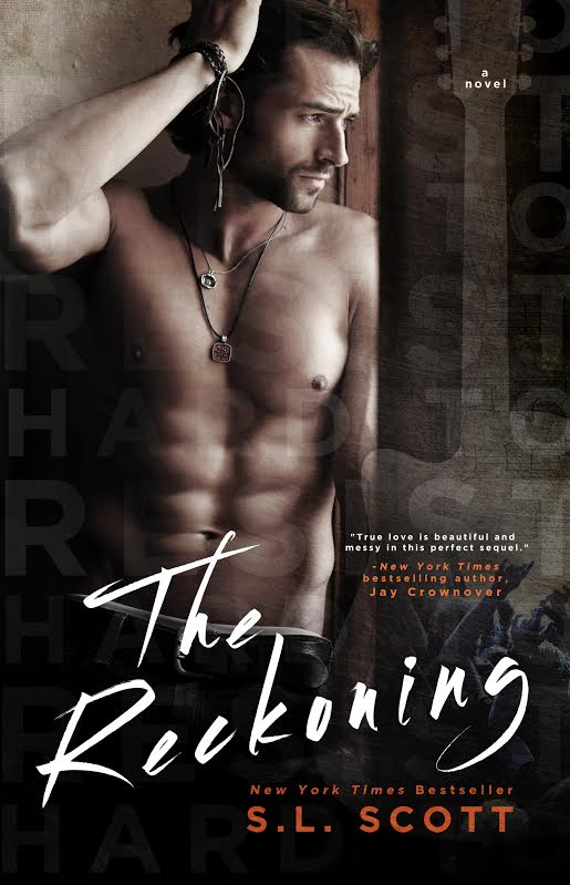 the reckoning cover