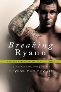 Breaking Ryann - Front Cover