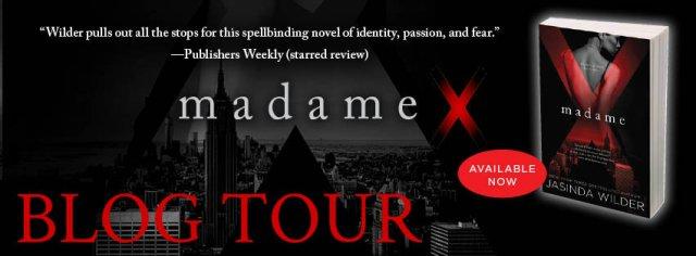 Blog Tour Banner 2 - Madame X